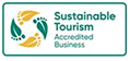 Sustainable Tourism Accredited Logo